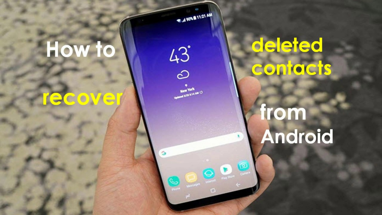 Best Methods to Restore Deleted Contacts from Android Phone