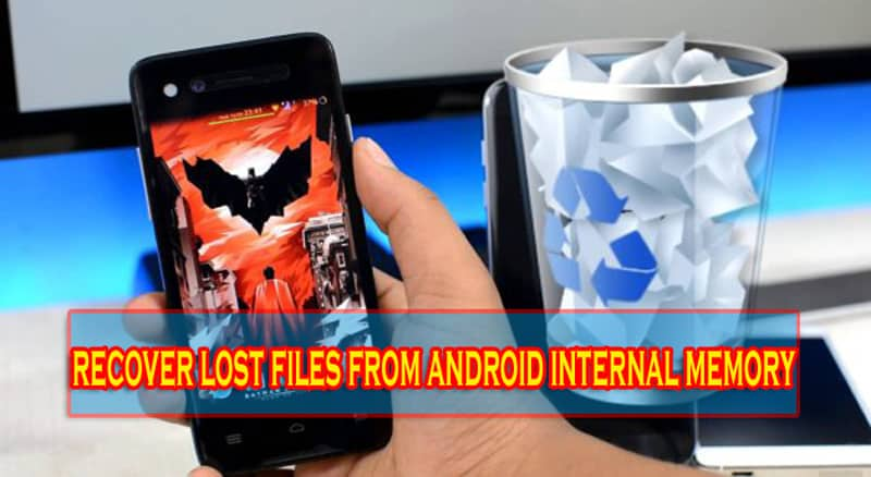 How to Recover Deleted Files from Android Internal Storage
