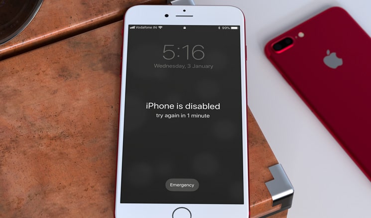 How To Recover Photos From Disabled iPhone Without Backup (iPhone XR