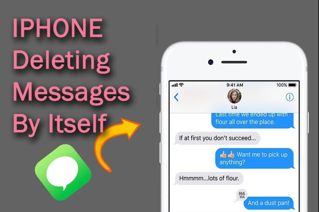 iPhone Deleting Messages By Itself After iOS 12 Update- Effective Methods To Recover Deleted Messages From iPhone XR/XS/XS Max