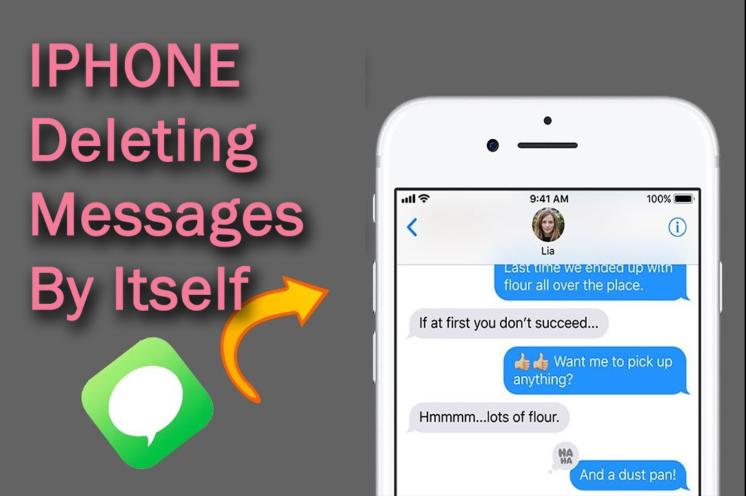 How to retrieve deleted text messages on iphone xr