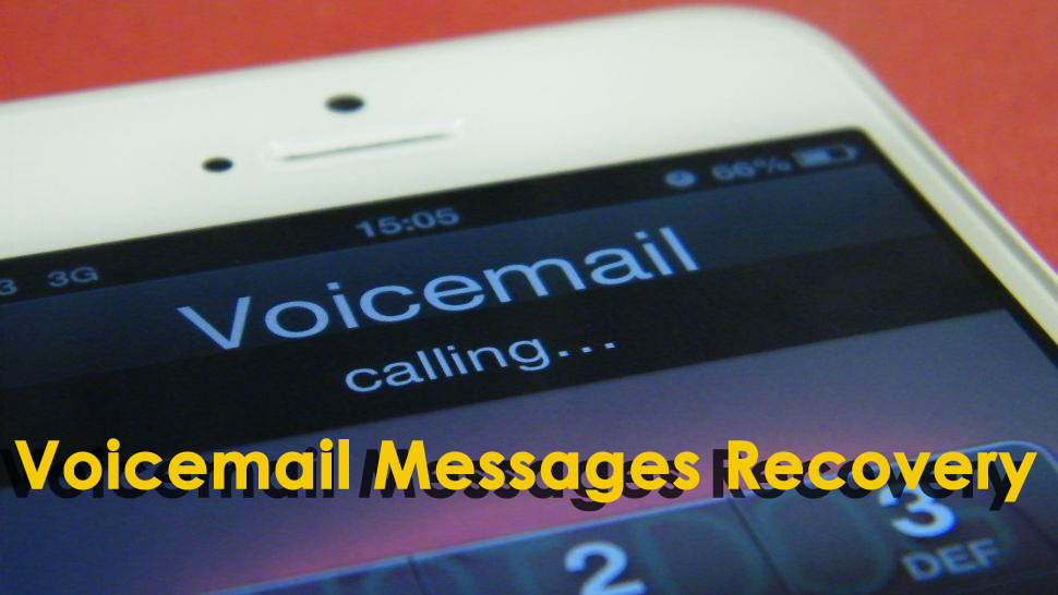 Voicemail Messages Recovery