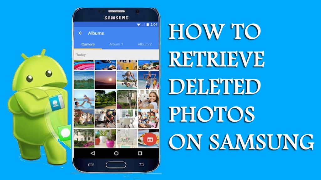How To Retrieve Deleted Photos On Samsung