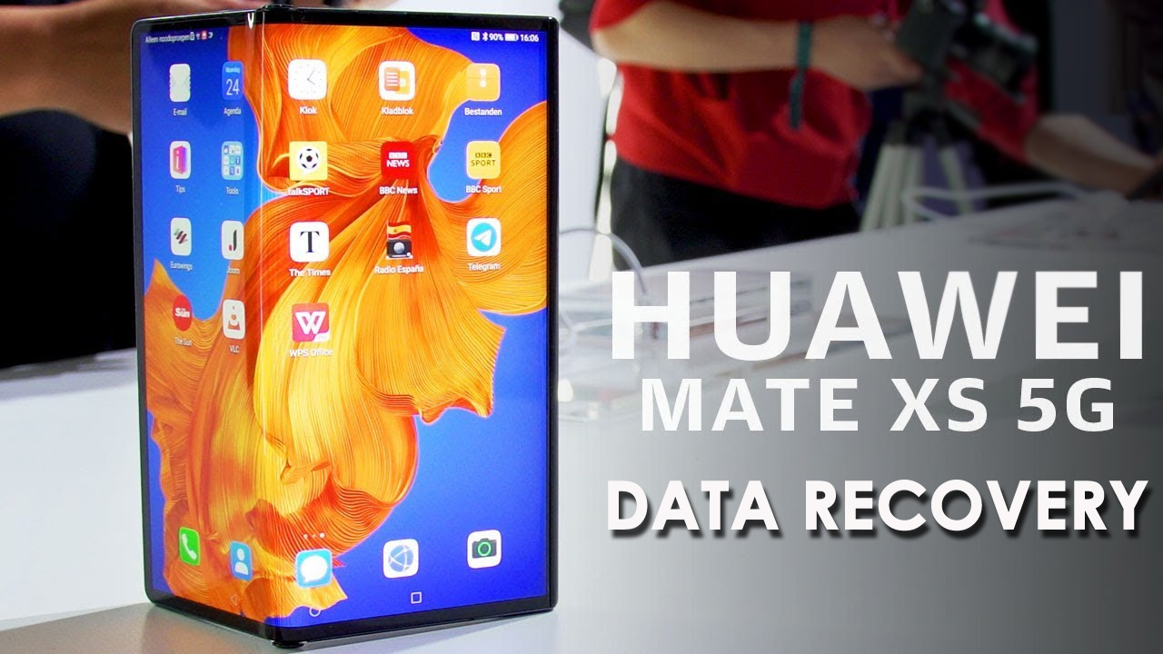 Recover Disappeared Data From Huawei Mate XS