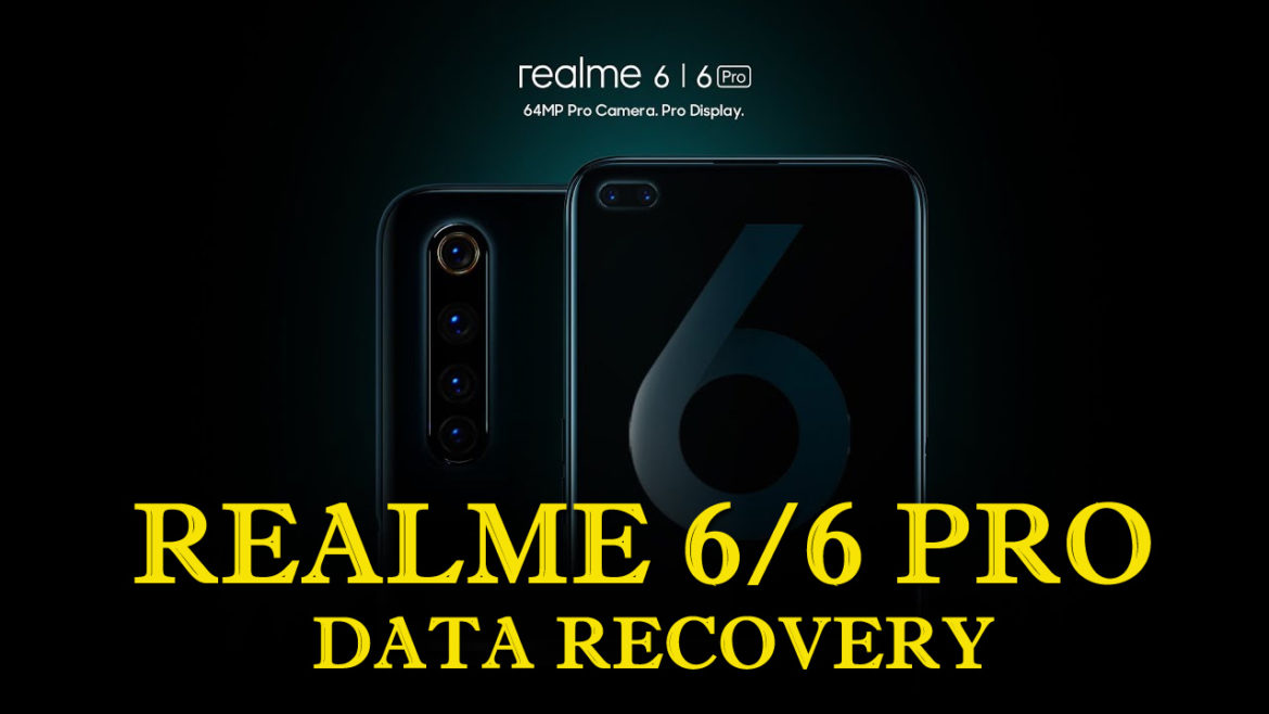 5 Ways- How To Recover Lost Data From Realme 6/6 Pro Phone