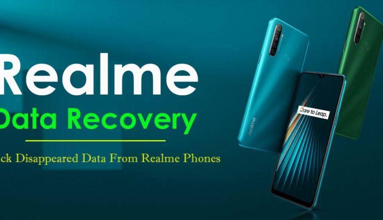 Realme Data Recovery