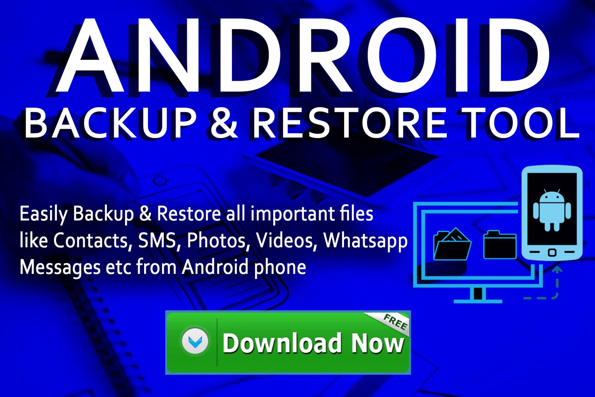 backup-restore-tool