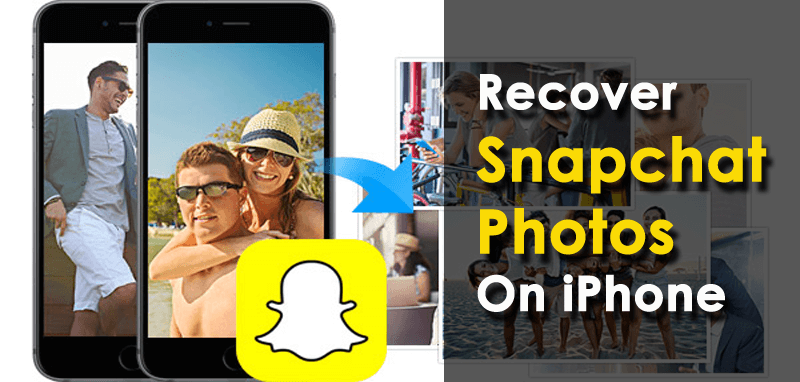 Recover Snapchat Photos On iPhone